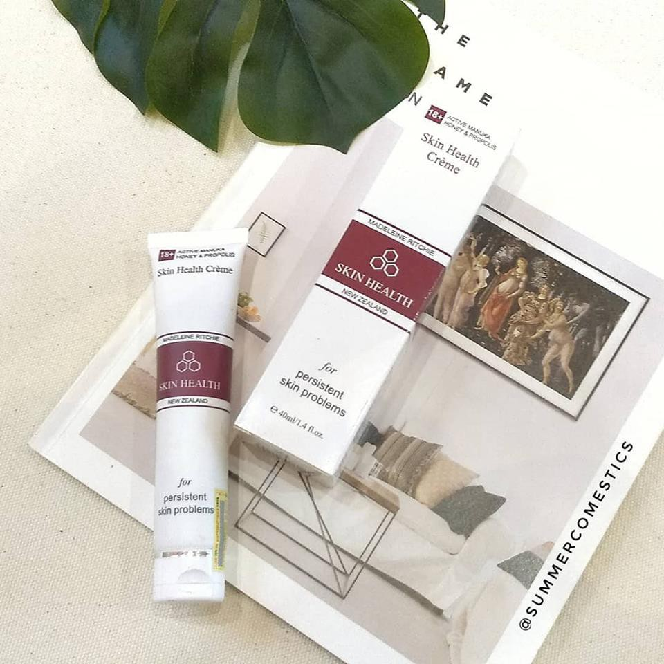 Kem Mật Ong Manuka Skin Health 18+ Madeleine Ritchie 40ml