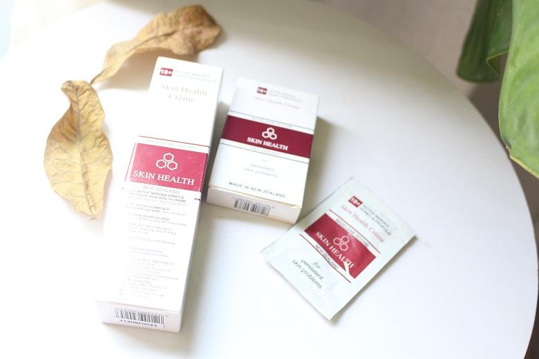Kem Mật Ong Manuka Skin Health 18+ Madeleine Ritchie 40ml 11