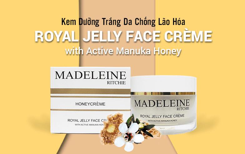 Kem Dưỡng Da Sữa Ong Chúa Royal Jelly Face Creme