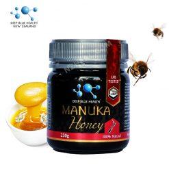 Mật ong Manuka 100% nguyên chất Deep Blue Health Manuka Honey UFM10+