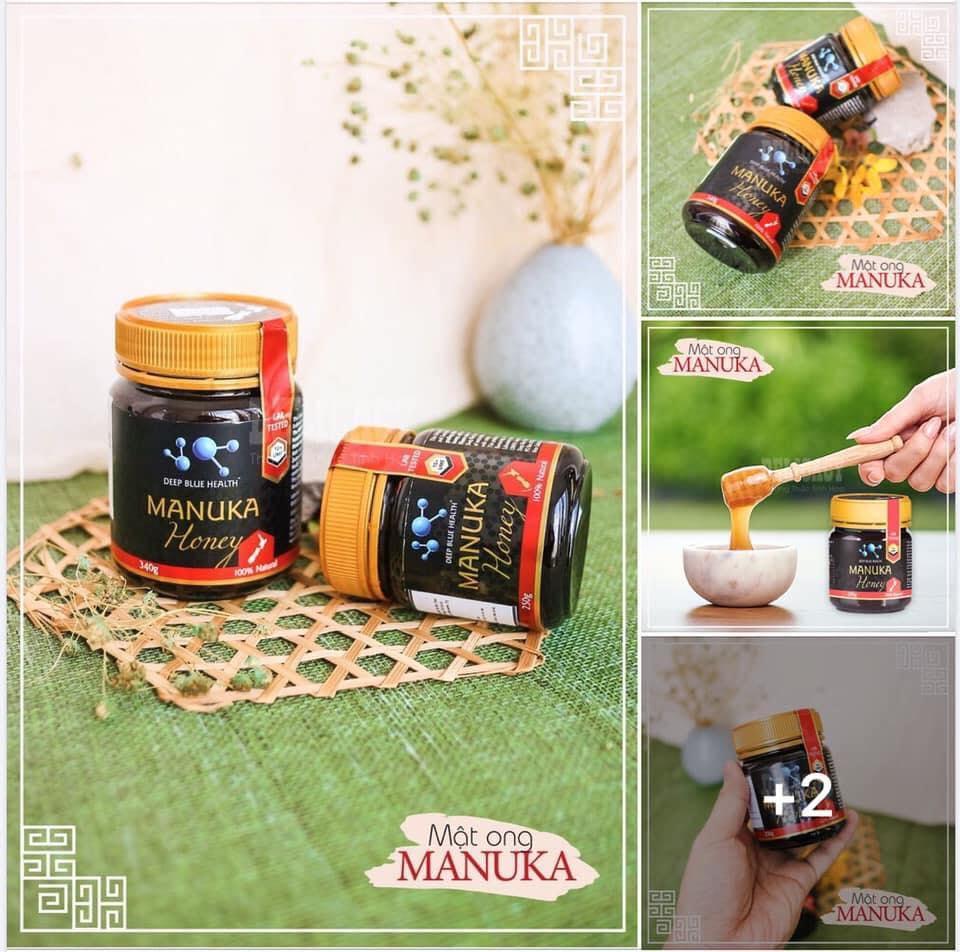 Mật ong Manuka Deep Blue Health Manuka Honey
