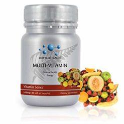 Viên Uống Bổ Sung Vitamin - Multi Vitamin Deep Blue Health