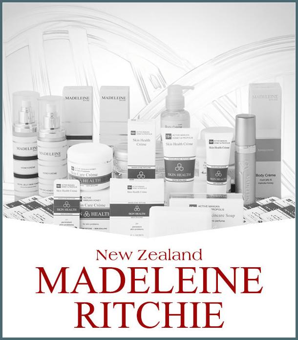 MADELEINE RITCHIE