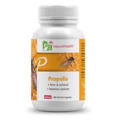 Viên Uống Keo Ong Tăng Đề Kháng Propolis Nzpurehealth