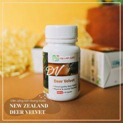 Công dụng của Nhung hươu NzPurehealth Deer Velvet 2
