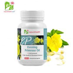 Viên Uống Dầu Hoa Anh Thảo Nz Purehealth Evening Primrose Oil 9