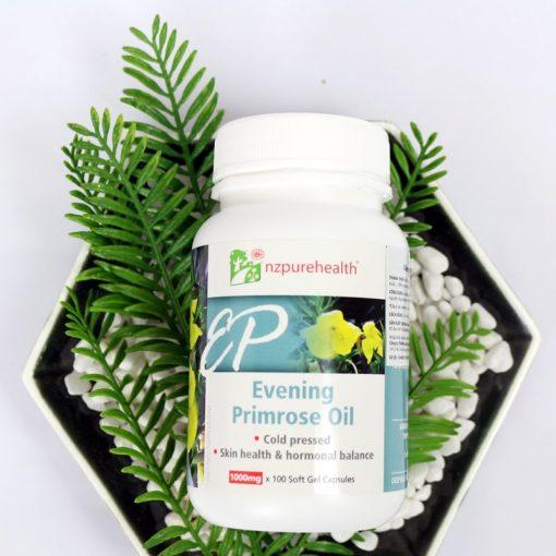 Viên Uống Dầu Hoa Anh Thảo Nz Purehealth Evening Primrose Oil 4