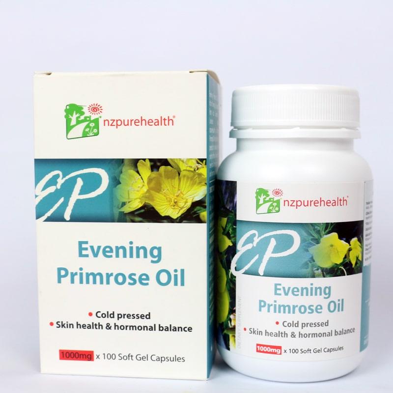 Viên Uống Dầu Hoa Anh Thảo Nz Purehealth Evening Primrose Oil 6