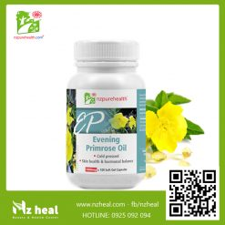 Viên Uống Dầu Hoa Anh Thảo Nz Purehealth Evening Primrose Oil 100v 2