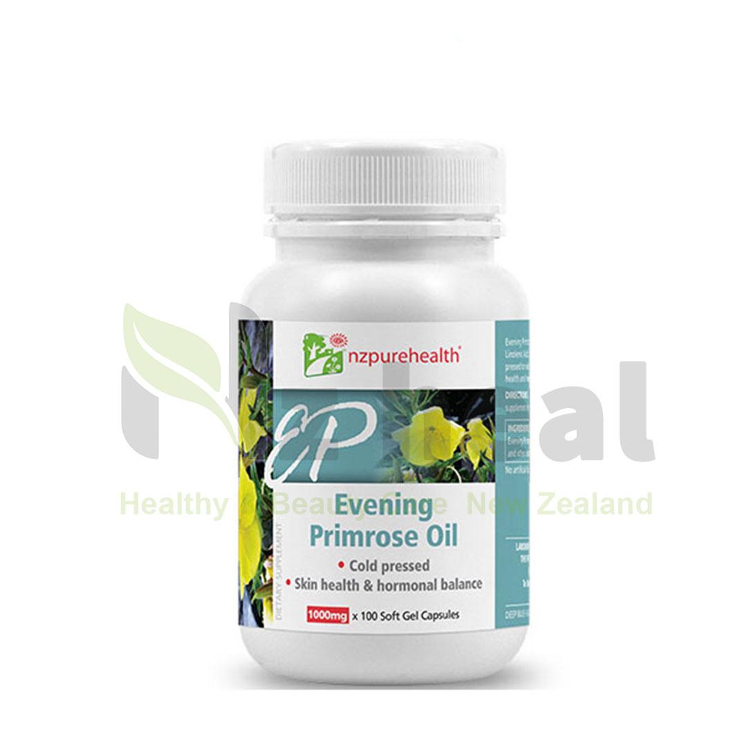 Viên Uống Tinh Dầu Hoa Anh Thảo - Evening Primrose Oil