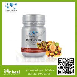 Viên Uống Bổ Sung Multi-Vitamin Deep Blue Health 60 Viên
