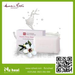 Xà Phòng Mật Ong Manuka 18+ Skin Health