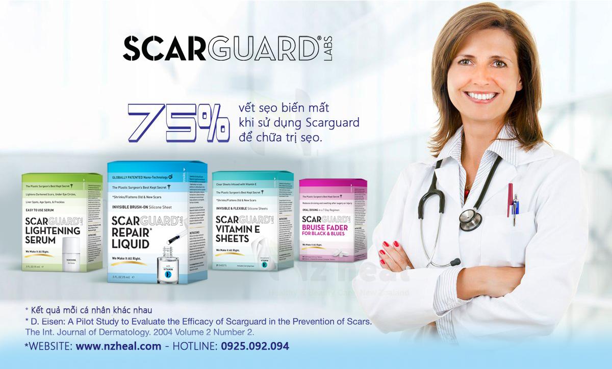 Gel trị sẹo Scarguard