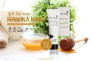 Gel Trị Mụn Living Nature Có Tốt Không? Review Manuka Honey Gel 7
