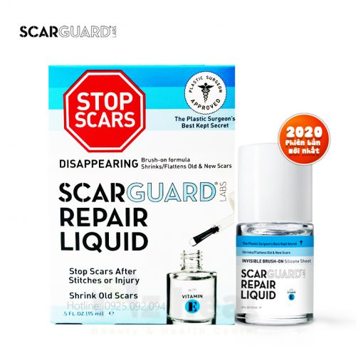 Gel trị sẹo lồi Scarguard của Mỹ 15ml