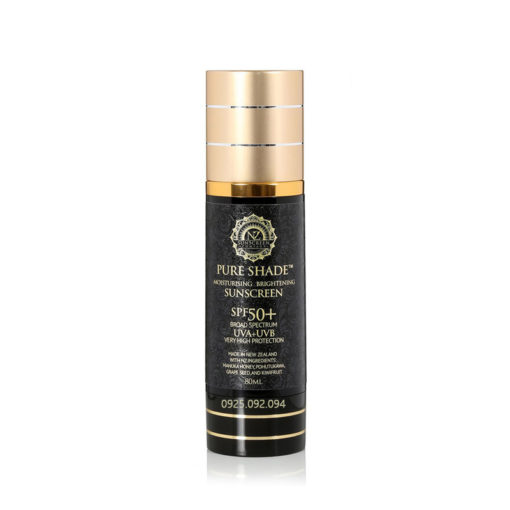 Kem chống nắng, trắng da 4 in 1 Pure Shade SPF 50+ Moisturising & Sunscreen 80ml