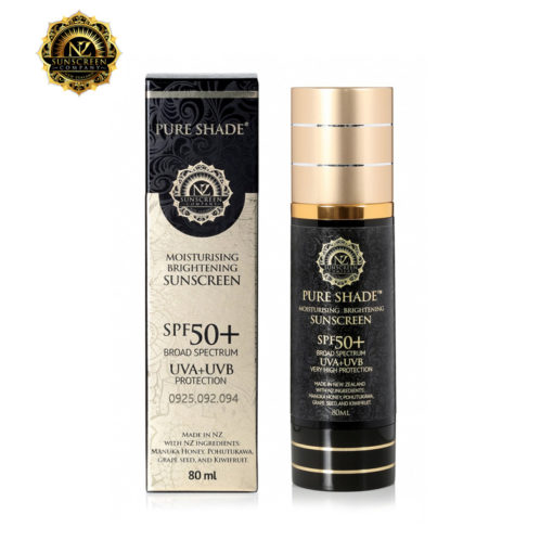 Kem 4 in 1 Pure Shade SPF 50+ Moisturising & Sunscreen 80ml