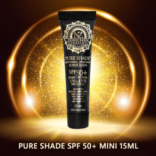 Pure Shade SPF 50+ Moisturising & Sunscreen 15ml