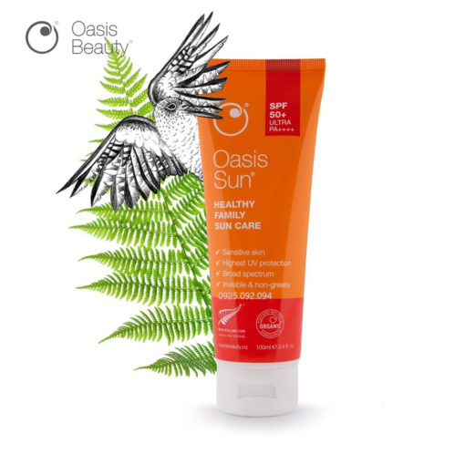 Kem chống nắng Oasis Sun SPF 50+ Ultra Protection