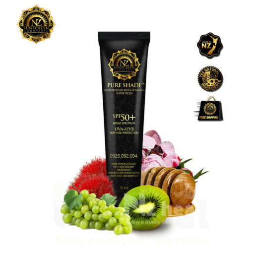Kem chống nắng Pure Shade SPF 50+ Moisturising & Sunscreen 70ml