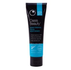 Kem dưỡng ẩm cho da dầu mụn Oasis Beauty Knock-Out Shine Control Facial Moisturiser SPF 25 PA++