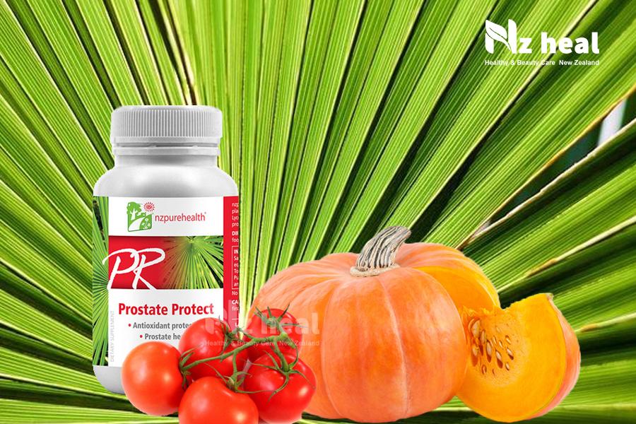 Viên uống hỗ trợ điều trị tuyến tiền liệt Prostate Protect