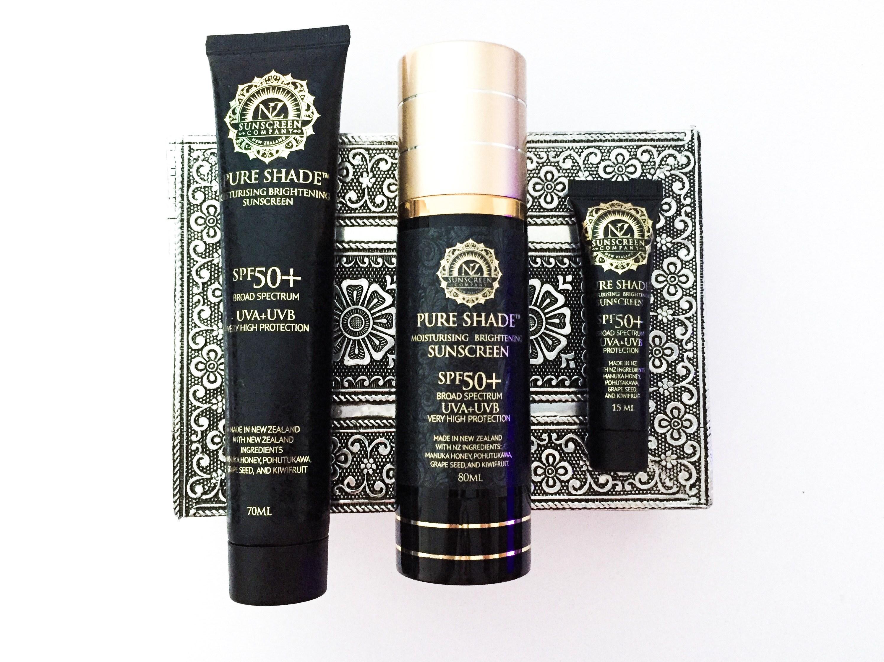 Kem chống nắng Pure Shade SPF 50+ Moisturising & Sunscreen