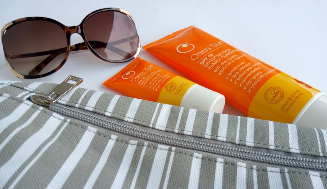 Kem chống nắng Oasis Sun SPF 30 phù hợp với da nhạy cảm 10