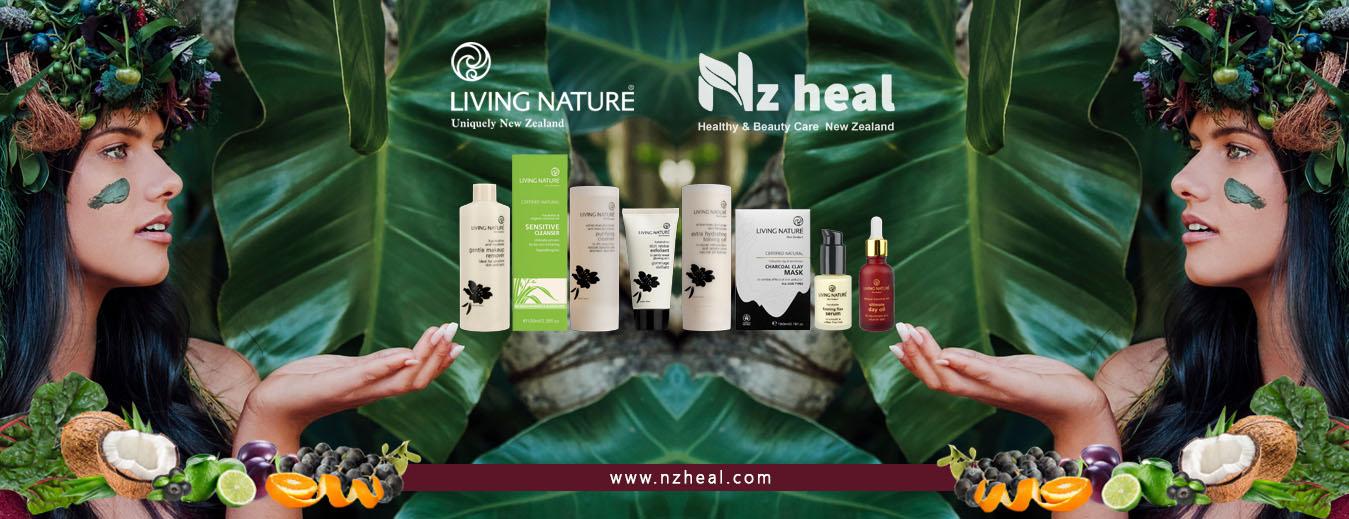 Nzheal - Mỹ phẩm và Thực phẩm chức năng New Zealand