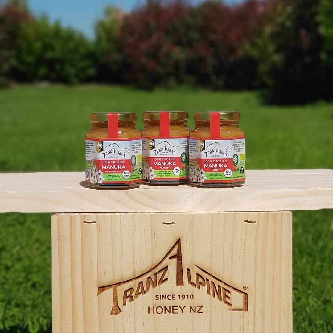 UMF và MGO trong mật ong MANUKA? 8