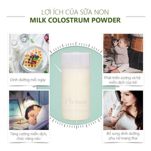 Sữa non Deep Blue Health Milk Colostrum 450g - Sữa non New Zealand - 2