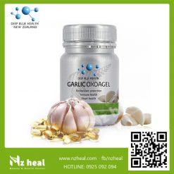Viên uống dầu tỏi Deep Blue Health Garlic Oxoagel