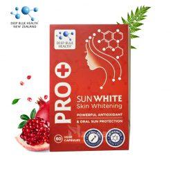Viên uống trắng da, chống nắng Pro+ Sunwhite 60 viên - Deep Blue Health