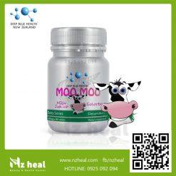 Kẹo Sữa Non Deep Blue Health Moo Moo (90 viên)