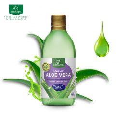 Nước ép nha đam Lifestream Biogenic Aloe Vera Juice 500ml
