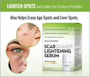 serum đặc trị nám tàn nhang Scarguard Lightening 1