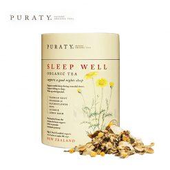 Trà ngủ ngon hữu cơ Sleep Well Tea Organic Puraty 2