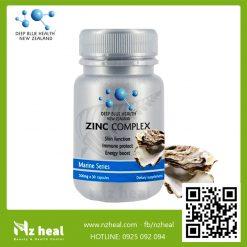 Viên Uống Kẽm Deep Blue Health Zinc Complex