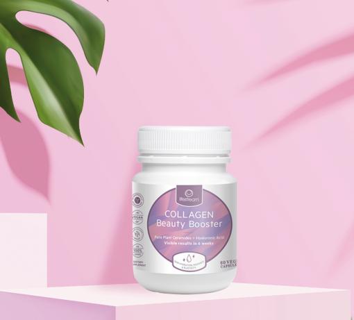 Viên uống cấp nước và bổ sung collagen Lifestream Collagen Beauty Booster