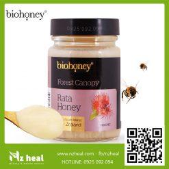 Mật ong Rata Biohoney Southern Rata Honey 130g