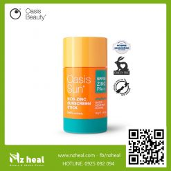 Kem chống nắng Oasis Sun Family Zinc Stick SPF 30 PA ++ 30g