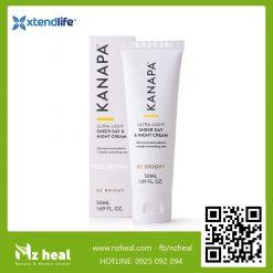 Kem dưỡng da ban ngày và ban đêm siêu nhẹ Kanapa Ultra-Light Sheer Day & Night Cream Xtend-Life (50ml)