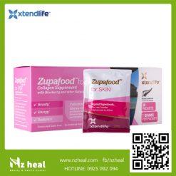 siêu thực phẩm đẹp da Zupafood for SKIN - Xtend Life 1a