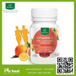 Viên Bổ Sung Vitamin C Lifestream Vitamin C Pro Liposomal (30 viên)